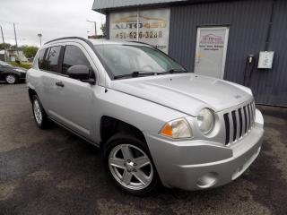 Used 2007 Jeep Compass ***AWD,AUTOMATIQUE,MAGS*** for sale in Longueuil, QC