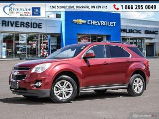 Used 2011 Chevrolet Equinox 1LT for sale in Brockville, ON