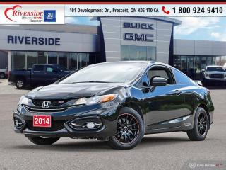 Used 2014 Honda Civic SI for sale in Prescott, ON