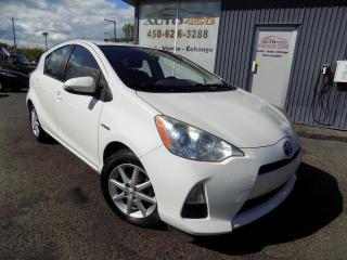 Used 2012 Toyota Prius c ***HYBRID,AUTOMATIQUE,A/C*** for sale in Longueuil, QC
