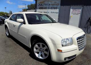 Used 2007 Chrysler 300 ***TOURING,CUIR,MAGS,A/C*** for sale in Longueuil, QC