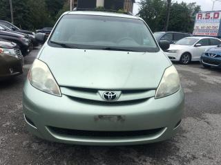 Used 2006 Toyota Sienna CE for sale in Scarborough, ON