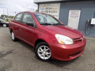 Used 2005 Toyota Echo ***BERLINE,AUTOMATIQUE,A/C,MAGS*** for sale in Longueuil, QC