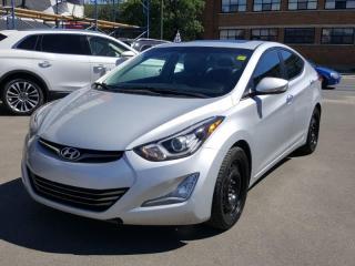 Used 2014 Hyundai Elantra Limited w/Navi for sale in Regina, SK