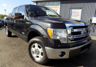 Used 2014 Ford F-150 ***XLT,4X4,CREW,ECOBOOST*** for sale in Longueuil, QC