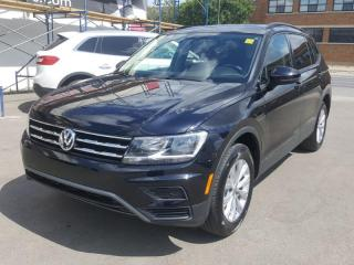 Used 2019 Volkswagen Tiguan Trendline for sale in Regina, SK