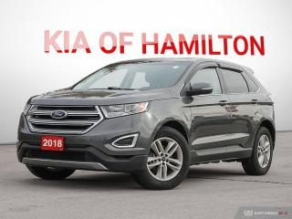 Used 2018 Ford Edge SEL Front Brakes Cleaned & Serviced | Rear Braked Cleaned & Serviced for sale in Hamilton, ON