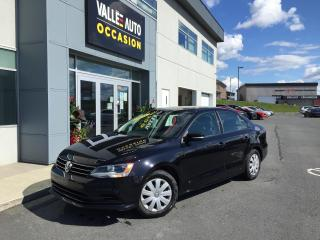 Used 2016 Volkswagen Jetta 4dr 1.4 TSI Auto Trendline+ for sale in St-Georges, QC