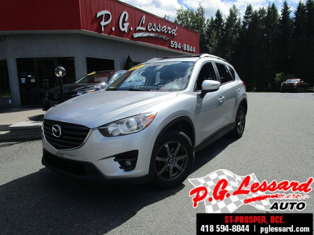 used 2016 mazda cx-5 gs awd toit camera siege chauffant for sale in st-prosper, quebec carpages.ca