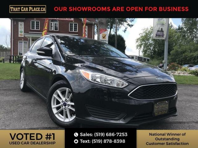 2015 Ford Focus SE Bluetooth System, Back Up Camera, Local Trade, Not a Rental, Alloy Rims.