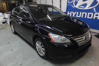 Used 2015 Nissan Sentra Berline 4 portes, CVT SV for sale in St-Constant, QC