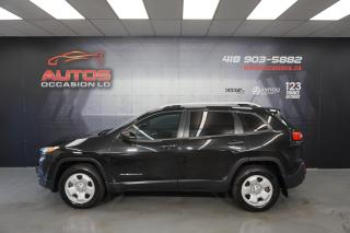 Used 2015 Jeep Cherokee 4X4 SPORT 2.4L AUTO CAMERA BLUETOOTH 99 927 KM !! for sale in Lévis, QC