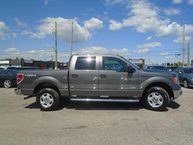"2014 Ford F-150 4WD 4DR SuperCrew 145"" XLT NO ACCIDENT LOW KM SAFE"