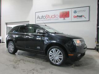 Used 2010 Lincoln MKX LIMITED **AWD**NAVI**CUIR**TOIT**MAGS CH for sale in Mirabel, QC