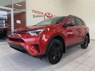 Used 2016 Toyota RAV4 * AWD * CAMÉRA DE RECUL * SIÈGES CHAUFFANT * for sale in Mirabel, QC