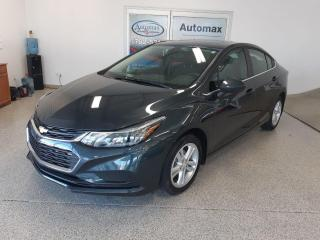 Used 2018 Chevrolet Cruze LT for sale in Rouyn-Noranda, QC