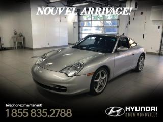 Used 2004 Porsche 911 CARRERA + NAVI + TOIT + BOSE + CUIR + M for sale in Drummondville, QC