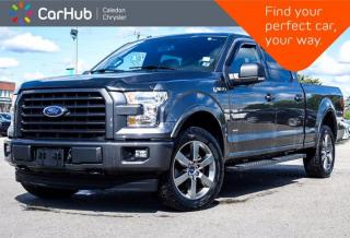 Used 2017 Ford F-150 XLT 4x4 Navigation Heated Front Seats Bluetooth Backup Camera Remote Start 17