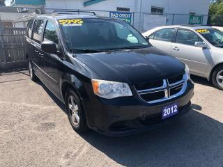 Used 2012 Dodge Grand Caravan SXT for sale in St Catharines, ON