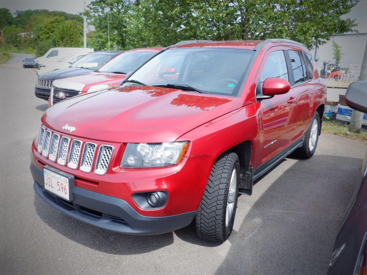 used 2014 jeep compass north for sale in saint john, new brunswick carpages.ca