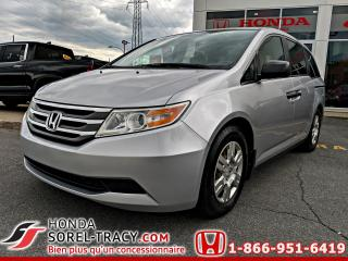 Used 2012 Honda Odyssey Familiale 4 portes LX for sale in Sorel-Tracy, QC