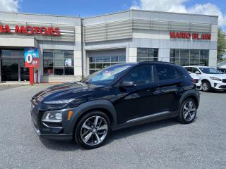 Used 2018 Hyundai KONA ULTIMATE 1.6T **CUIR, TOIT PANO, TOUT EQUIPÉ WOW** for sale in Mcmasterville, QC