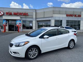 Used 2016 Kia Forte LX+ **A/C, SIEGE CHAUFFANT, MAG** for sale in Mcmasterville, QC