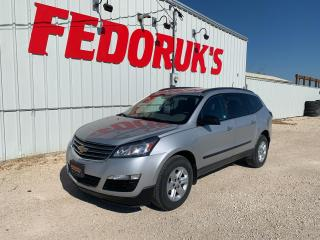 Used 2015 Chevrolet Traverse LS for sale in Headingley, MB