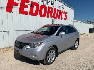 Used 2011 Lexus RX 350 AWD for sale in Headingley, MB