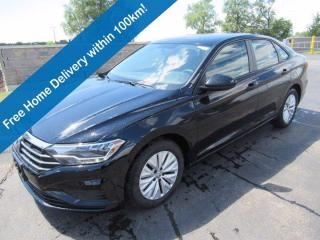 Used 2019 Volkswagen Jetta Comfortline, Rear Camera, Bluetooth, Heated Seats, Cruise Control,  Alloy Wheels & More! for sale in Guelph, ON