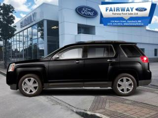 Used 2011 GMC Terrain SLE2 AWD 1SB  - Bluetooth for sale in Steinbach, MB