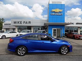 Used 2017 Honda Civic LX for sale in Smiths Falls, ON