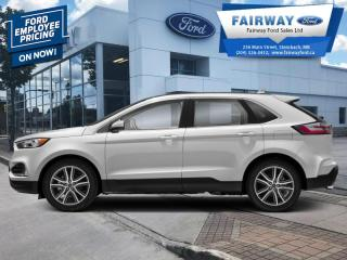 New 2020 Ford Edge Titanium for sale in Steinbach, MB