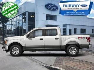 Used 2018 Ford F-150 XLT  - Bluetooth -  SiriusXM for sale in Steinbach, MB