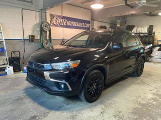 Used 2017 Mitsubishi RVR AWD 4dr 2.4L CVT Black Edition for sale in Kingston, ON
