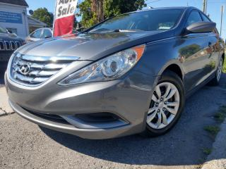 Used 2012 Hyundai Sonata GL for sale in Ottawa, ON