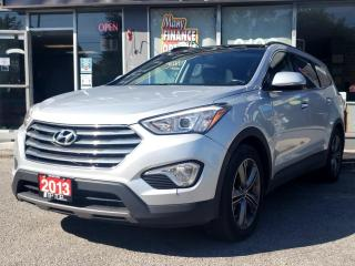 Used 2013 Hyundai Santa Fe AWD 4DR 3.3L AUTO XL LIMITED for sale in Bowmanville, ON