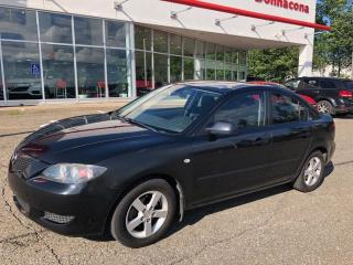 Used 2004 Mazda MAZDA3 GS* BAS MILLAGE* JAMAIS ACCIDENTE* for sale in Donnacona, QC