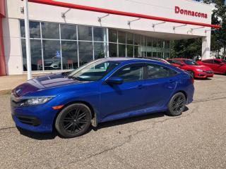 Used 2017 Honda Civic LX *GARANTIE 10 ANS/ 200 000KM for sale in Donnacona, QC