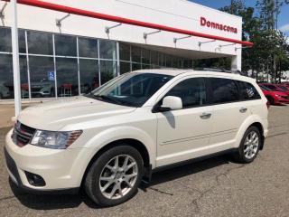 Used 2014 Dodge Journey R/T *JAMAIS ACCIDENTE* for sale in Donnacona, QC