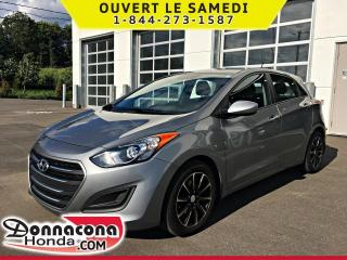 Used 2016 Hyundai Elantra GT GL * JAMAIS ACCIDENTE * for sale in Donnacona, QC