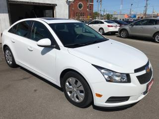 Used 2014 Chevrolet Cruze 1LT ** AUTOSTART, BLUETOOTH , CRUISE  ** for sale in St Catharines, ON
