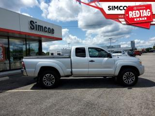 Used 2011 Toyota Tacoma 4WD ACCESS CAB V6  - $467 B/W for sale in Simcoe, ON