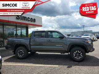New 2020 Toyota Tacoma TRD Off-Road Premium  - Sunroof - $330 B/W for sale in Simcoe, ON