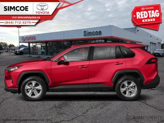 New 2020 Toyota RAV4 XLE AWD  - Sunroof - $261 B/W for sale in Simcoe, ON
