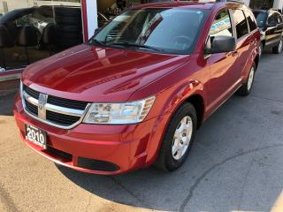 Used 2010 Dodge Journey SE for sale in Hamilton, ON