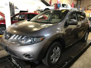 Used 2009 Nissan Murano S for sale in Mississauga, ON