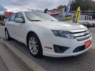 Used 2011 Ford Fusion SEL for sale in Scarborough, ON