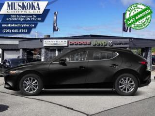 Used 2019 Mazda MAZDA3 GS  - Low Mileage for sale in Bracebridge, ON