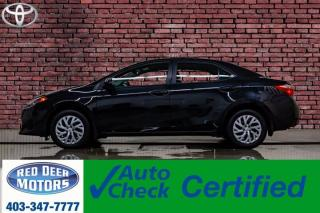 Used 2018 Toyota Corolla LE BCam Heated Seats for sale in Red Deer, AB